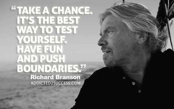 Richard Branson Taught Me Alot!